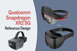 Công bố sản phẩm kính thực tế ảo Qualcomm Snapdragon XR2 hỗ trợ 5G