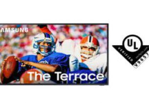 TV Samsung The Terrace đạt chứng nhận Hiệu suất Hiển ...