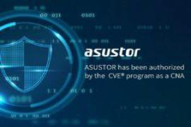 ASUSTOR được ủy quyền là Cơ quan đánh số CVE (CNA)