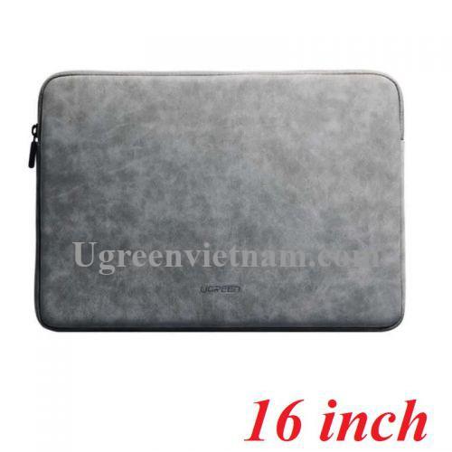 Ugreen 80519 16inches áo chống sốc cho macbook và laptop LP187 20080519