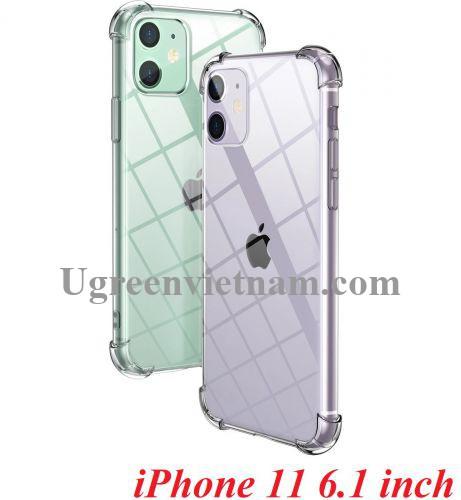 Ugreen 70998 iPhone 11 6.1inch ốp lưng trong suốt chống va đập LP257 20070998