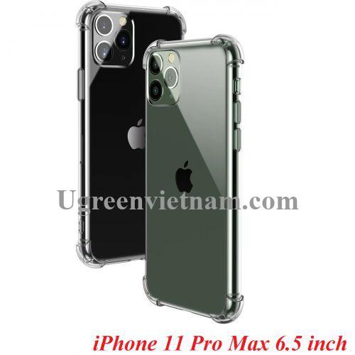 Ugreen 70999 iPhone 11 Pro Max 6.5inch ốp lưng trong suốt chống va đập LP257 20070999