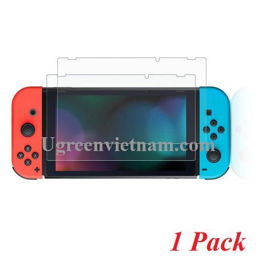 Ugreen 70974 Nintendo Switch Lite 1 miếng Kính cường lực trong suốt độ cứng 9H SP139 20070974