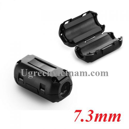 Ugreen 20306 7.3mm cục chống nhiễu điện từ Lọc dòng Core ZJ301 20020306