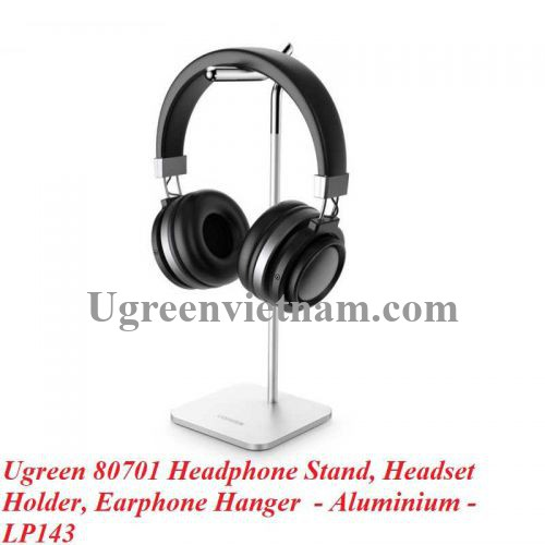 Ugreen 80701 Giá đỡ tai nghe bằng nhôm để bàn LP143 20080701