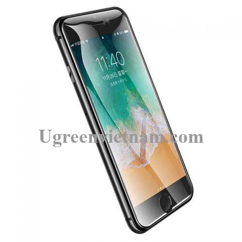 Ugreen 60580 2 miếng dán Iphone 7-8 4.7inch Trong suốt 9D cường lực bảo vệ chống rơi SP114 20060580