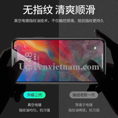 Ugreen 70980 Iphone 11 Pro 5.8inch Miếng dán Trong suốt 9H cường lực chống bảo vệ chống rơi chống cháy nổ SP140 20070980