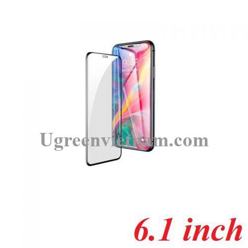 Ugreen 80460 iphone 11 6.1inch miếng dán kính cường lực bảo vệ 9D SP141 20080460