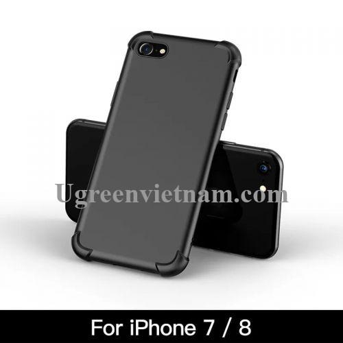 Ugreen 50787 Màu Đen Ốp lưng bảo vệ điện thoại cho iPhone 7 + 8 LP159 20050787