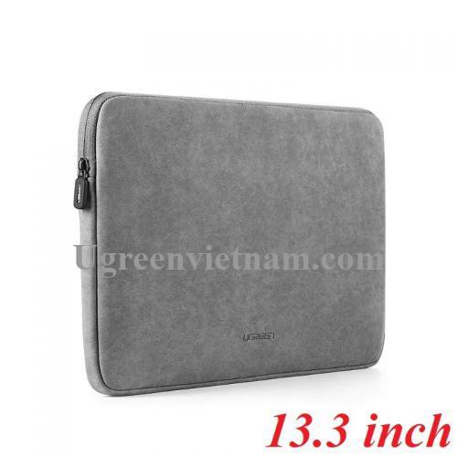 Ugreen 60985 Màu Xám Túi đựng Macbook + Laptop 13.3inch LP187 20060985