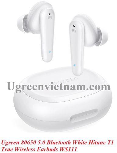 Ugreen 80650 Bluetooth 5.0 Tai nghe không dây Hitune T1 WS111 20080650