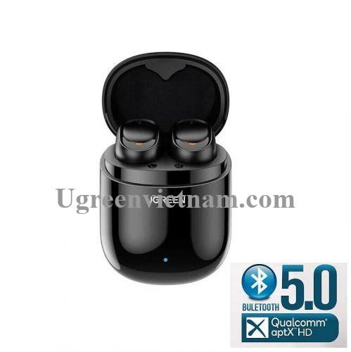 Ugreen 80311 Bluetooth 5.0 tai nghe Earphone chuẩn TWS True Wireless âm thanh Stereo CM338 20080311