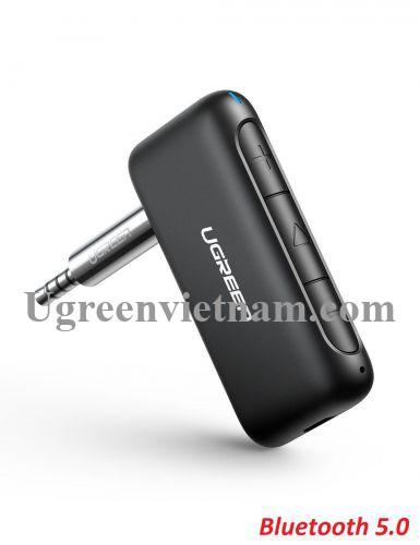 Ugreen 70303 jack 3.5mm 5.0 bộ nhận Bluetooth dùng cho xe hơi CM276 20070303