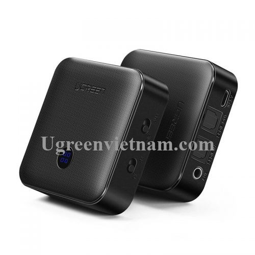 Ugreen 50256 BT 4.2 màu Đen Bộ thu phát Bluetooth đa năng CM144