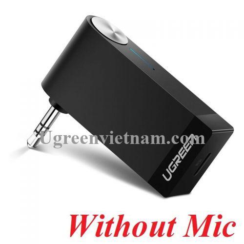 Ugreen 40756 BT 4.2 màu Đen Thiết bị nhận âm thanh Bluetooth không Micro hỗ trợ APTX MM114