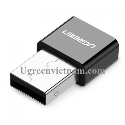 Ugreen 30722 BT 4.0 màu Đen USB nhận Bluetooth hô trợ APTX US192