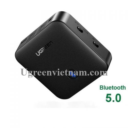 Ugreen 70158 v5.0 bộ nhận và phát bluetooth transmitter - receiver hỗ trợ spdif optical + 3.5mm và aptx CM144 20070158