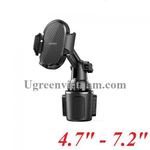 Ugreen 10995 4.7 - 7.2inch Màu Đen Giá đỡ điện thoại trên ô tô LP335 20010995