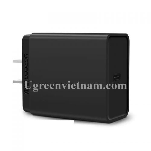 Ugreen 20759 30W màu Đen Củ sạc nhanh cổng TypeC chuẩn QC 3.0 CD127