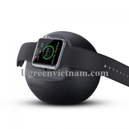 Ugreen 60171 Màu Đen Hộp đựng củ sạc của Apple Watch LP169
