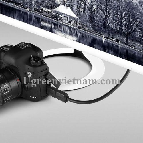 Ugreen 20101 Màu Đen Đầu chuyển đổi Mini HDMI sang HDMI 20101 20020101