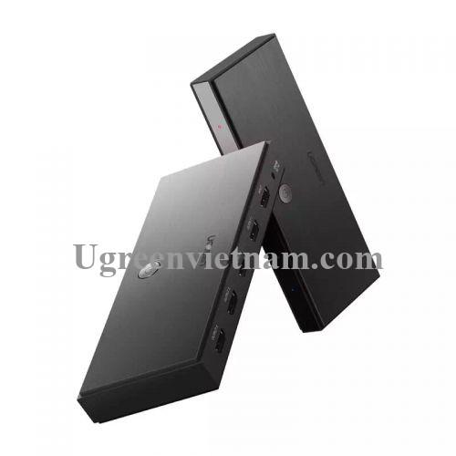 Ugreen 50708 Bộ chia HDMI 1 ra 4 cổng hỗ trợ HDMI 2.0 CM187