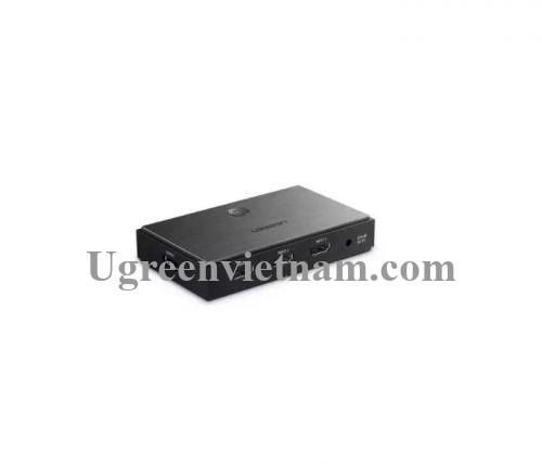 Ugreen 50709 Bộ chia HDMI 3 vào 1 ra hỗ trợ HDMI 2.0 CM188