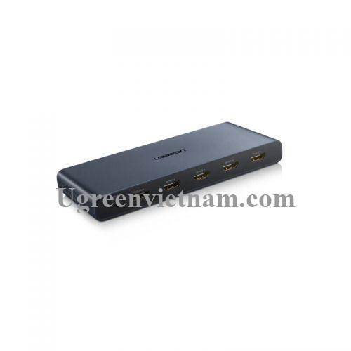 Ugreen 50745 Bộ gộp HDMI 4 vào 1 hỗ trợ phân giải FULL HD CM201