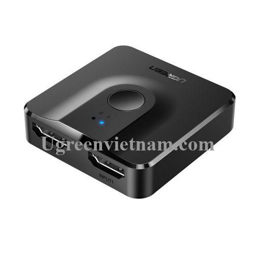 Ugreen 50966 Bộ gộp HDMI 2 vào 1 chuẩn HDMI 2.0 CM217 20050966