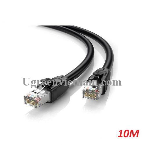 Ugreen 70616 10M cat8 CLASS S FTP Cáp nối mạng truyền dữ liệu giữa các máy tính NW121 20070616