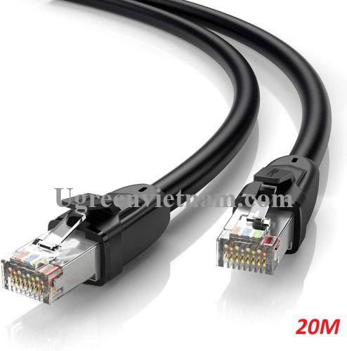 Ugreen 80728 20M CAT8 Cáp mạng toàn đồng truyền dữ liệu giữa các máy tính NW121 20080728