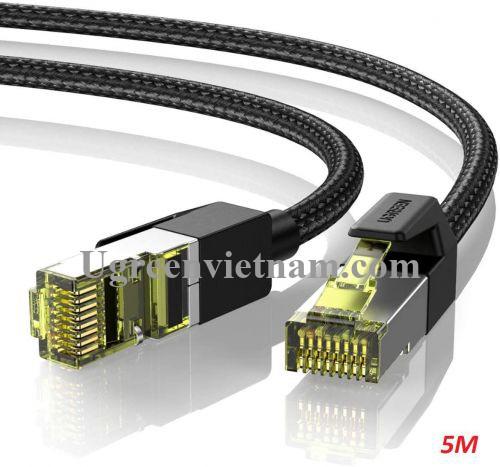 Ugreen 80425 5M CAT7 OD5.5mm cáp mạng truyền dữ liệu giữa các máy tính NW150 20080425