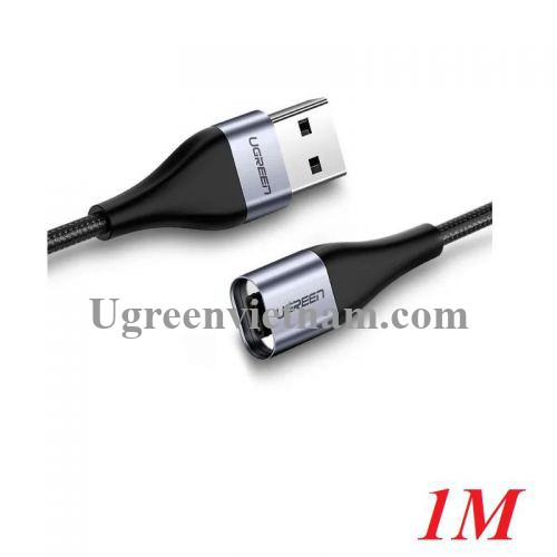 Ugreen 60207 1M cáp USB từ tính cần mua thêm đầu hít 60209 hay 60210 để dùng chung ED023 20060207