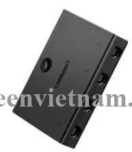Ugreen 60101 Màu Đen Bộ gộp 4 cổng điểu khiển đồng bộ cổng USB cao cấp CM228