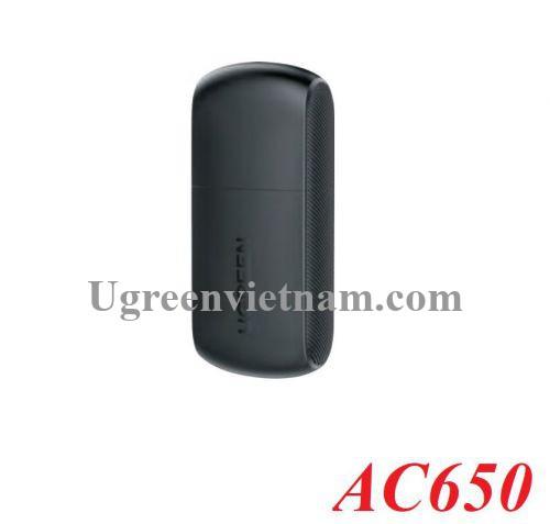 Ugreen 20204 Ac650 11Ac Dual-Band Wireless Usb Adapter CM448 20020204